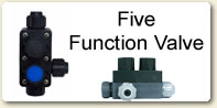 Pulsatron Five-Function Valve